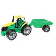 Lena Tractor cu remorca Gigant Lena 95cm