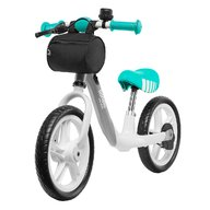 Lionelo - Bicicleta fara pedale Arie, Graphite
