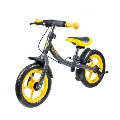 Lionelo - Bicicleta fara pedale Dan Plus Yellow
