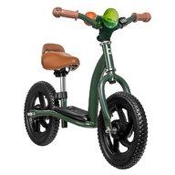 Lionelo - Bicicleta fara pedale Roy, Military Green