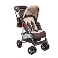 Lionelo - Carucior sport Emma Plus Brown