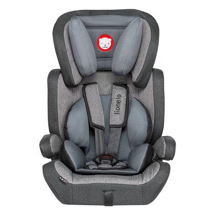 Lionelo - Scaun auto copii 9-36 Kg Levi Plus, Modern Grey