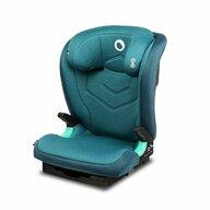 Lionelo - Scaun auto Neal Turquoise Spatar reglabil,  Baza i-size, 15-36 Kg, cu Isofix, Verde