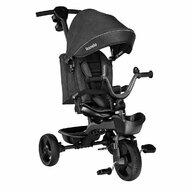 Lionelo - Tricicleta multifunctionala cu sezut reversibil, Kori, Grey Stone