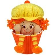 Little Miss Muffin Pumpkin 13 cm