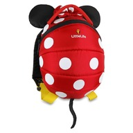LittleLife Rucsac cu ham detasabil Disney Minnie