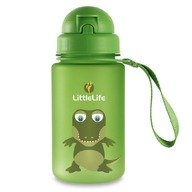 Littlelife Cana Tritan cu Pai Crocodil Verde