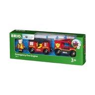 BRIO - Locomotiva , De pompieri