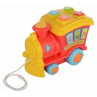 Winfun - Locomotiva muzicala pentru copii de tras cu melodii si sunete