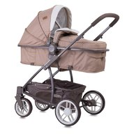 Lorelli - Carucior landou S 500 Beige & Yellow Happy Family
