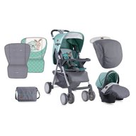 Lorelli Carucior set Aero Gray & Green Friends