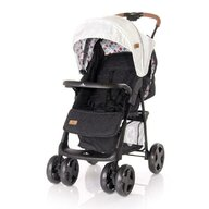 Lorelli - Carucior Set Ines, cos auto inclus, Grey & Black