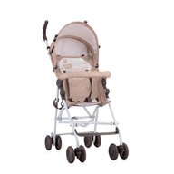 Lorelli - Carucior sport Light , pliere tip umbrela , Beige Bear Party