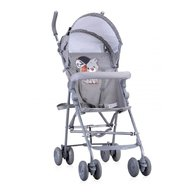 Lorelli - Carucior sport Light , pliere tip umbrela , Grey Cool Cat