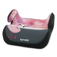 Lorelli - Inaltator auto Topo Comfort, 15-36 Kg, Roz/Negru
