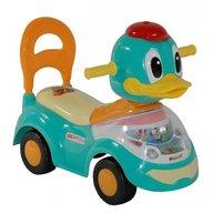 Lorelli - Masinuta premergator Duck, panou muzical, Green