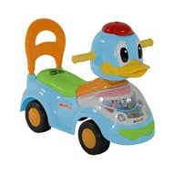Lorelli - Masinuta Ride on Duck , Blue