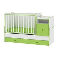 Lorelli Mobilier transformabil Trend Plus White/Green