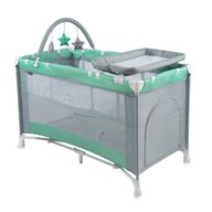 Lorelli Pat pliant Penny 2 Plus Green & Grey