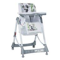 Lorelli - Scaun de masa reglabil Primo Grey Panda