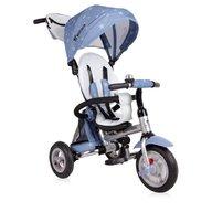 Lorelli - Tricicleta multifunctionala 3 in 1 Matrix Air , Grey Stars