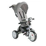 Lorelli - Tricicleta multifunctionala 4 in 1 Enduro, scaun rotativ, Grey