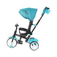 Lorelli - Tricicleta multifunctionala MOOVO, Green