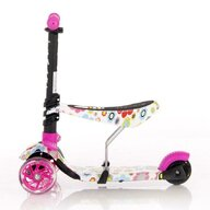 Lorelli - Trotineta pentru copii Smart, Pink