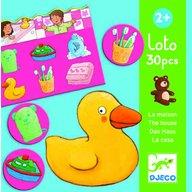 Djeco - Loto cu obiecte