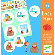 Djeco - Loto La magazin