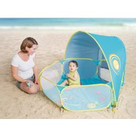 Ludi Spatiu plaja joaca acoperit, protectie UV50 123 Soare