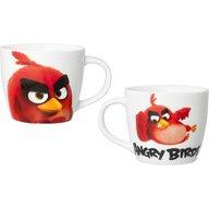 Lulabi - Cana portelan Angry Birds 220ml, Rosu