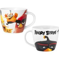 Lulabi - Cana portelan Angry Birds 400ml