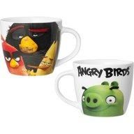 Lulabi - Cana portelan Angry Birds 400ml 8161765