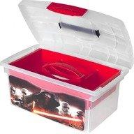 Lulabi Cutie de depozitare cu maner Star Wars Lulabi 7054100