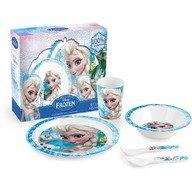 Lulabi Set pentru masa melamina 5 piese Frozen Lulabi 9203100
