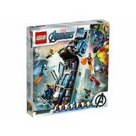 Set de joaca Lupta din turn a Razbunatorilor LEGO® Marvel Super Heroes, pcs  685