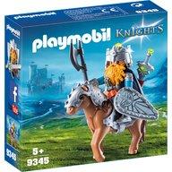 Playmobil - Luptator pitic cu ponei