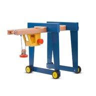 New Classic Toys - Macara pe roti pentru containere