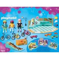 Playmobil - Magazin de biciclete si skatebord