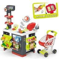 Smoby - Magazin pentru copii Super Market cu accesorii