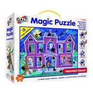 Galt - Magic puzzle Casa bantuita 50 piese