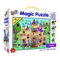 Galt - Magic puzzle Castelul 50 piese