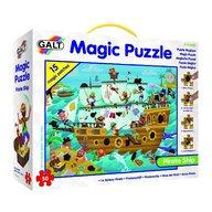 Galt - Magic puzzle Corabia piratilor 50 piese