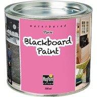 MagPaint Blackboard Paint Roz 0.5L