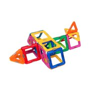 Magspace 36 Piese – Colorful World Set - Joc Magnetic Educativ de Constructie 3D