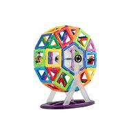 Magspace - 46 Piese Carnival set joc magnetic educativ de constructie 3D