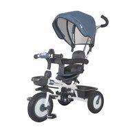 MamaLove tricicleta multifunctionala Rider albastru