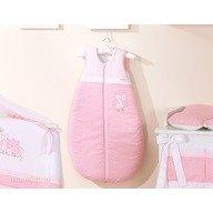 MamoTato Sac de dormit Cute Bird Pink 84 cm