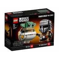 Set de constructie Mandalorian si Copilul LEGO® Star Wars, pcs  295